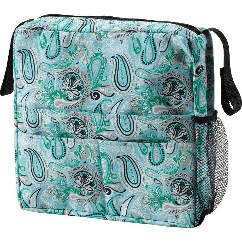 $Drive Medical Deluxe Mobility Bag (Paisley Green)
