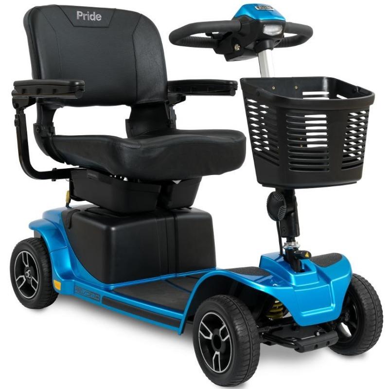 $Pride Mobility Revo™ 2.0 4-Wheel- Street Grey