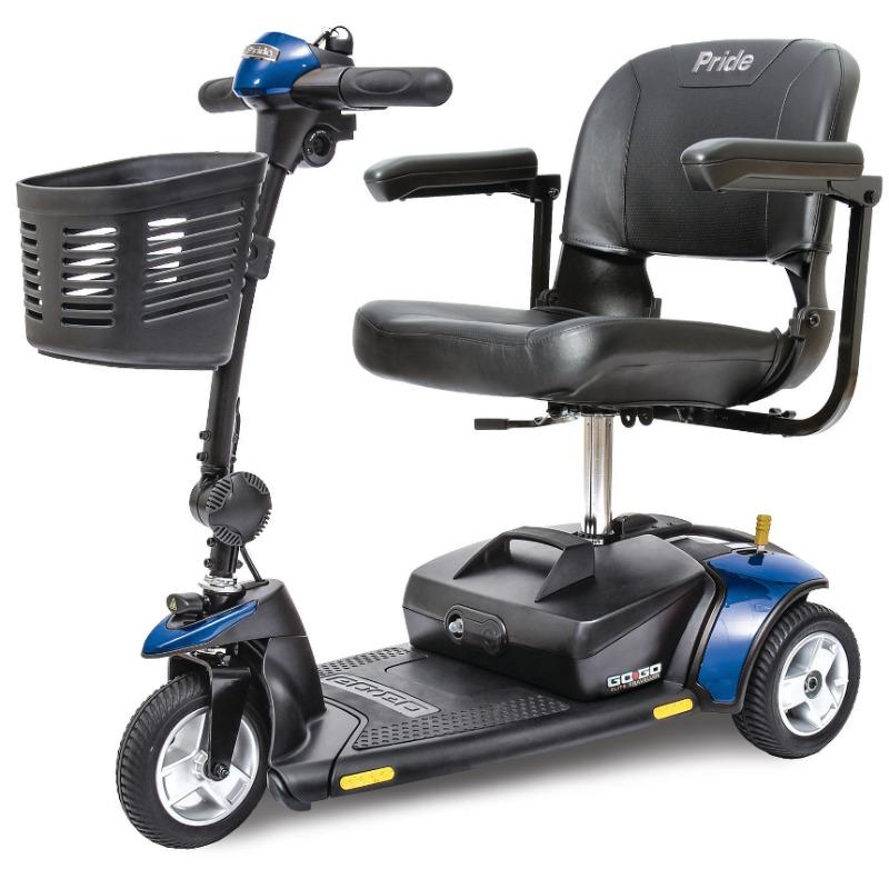 $Pride Mobility Go-Go Elite Traveller® 3-Wheel