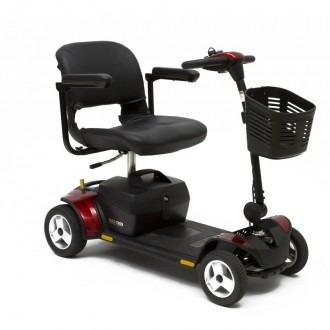 $Pride Mobility Go-Go Elite Traveller® Plus 4-Wheel