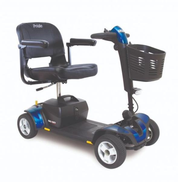$Pride Mobility Go-Go® Sport 4-Wheel