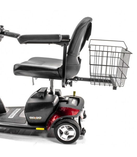 $Pride Mobility Large Rear Basket for scooters